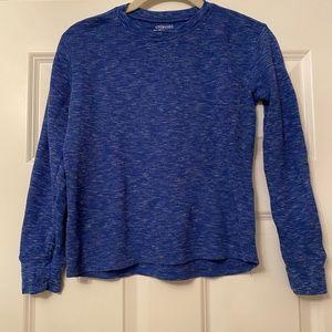 J.Crew - Crewcuts blue shirt